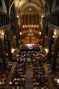 The Catedral Metropolitana in Buenos Aires, Argentina is a world-class performance venue that can host both choral and instrumental groups.