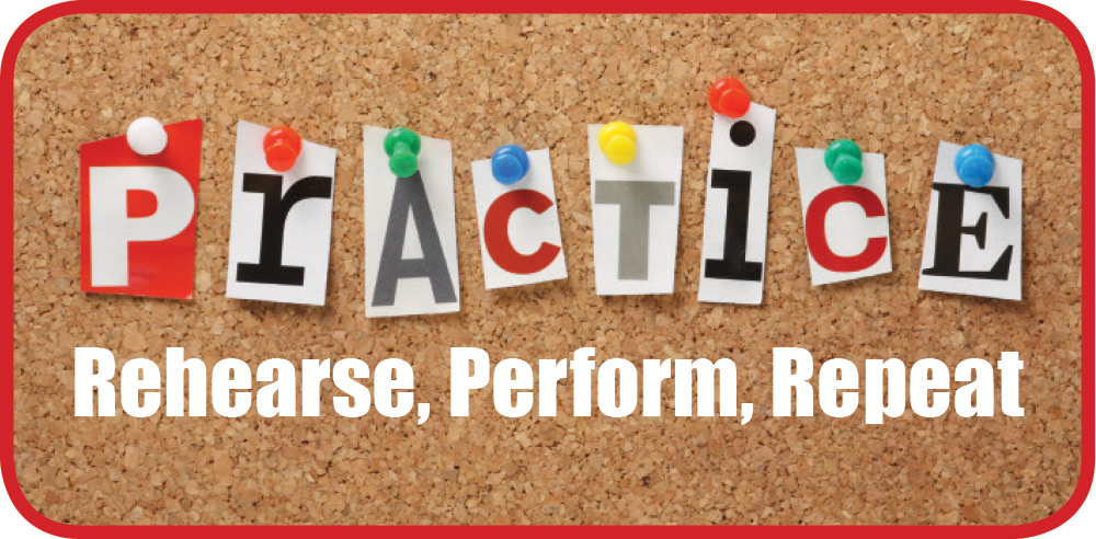 Practice: Rehearse, Perform, Repeat « Choral Director Magazine